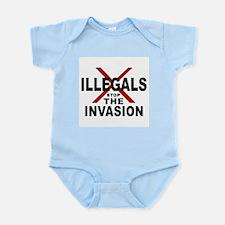 IllegalsX D18 mx2 Infant Creeper