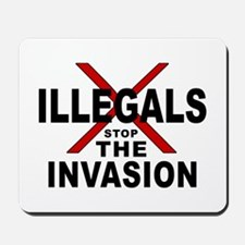 IllegalsX D18 mx2 Mousepad