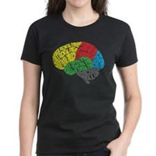 Your Brain (Anatomy) on Words Tee