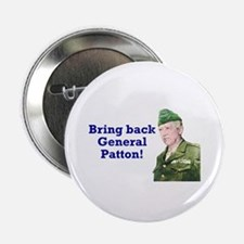 """George Patton 2.25"""" Button (10 pack)"""