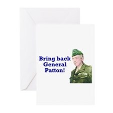 George Patton Greeting Cards (Pk of 10)