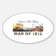 War of 1812 Decal