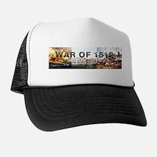 War of 1812 Trucker Hat