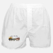 War of 1812 Boxer Shorts