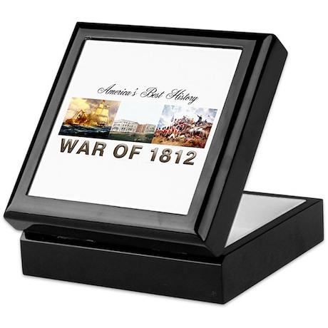 War of 1812 Keepsake Box
