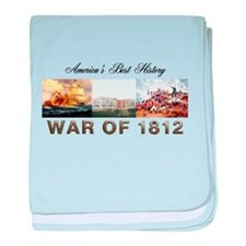 War of 1812 baby blanket