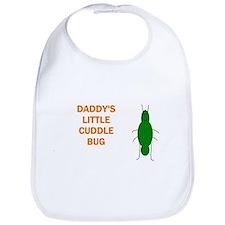 Daddy's Cuddle Bug Bib