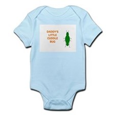Daddy's Cuddle Bug Infant Bodysuit