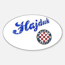 Hajduk Decal