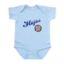 Hajduk Infant Bodysuit