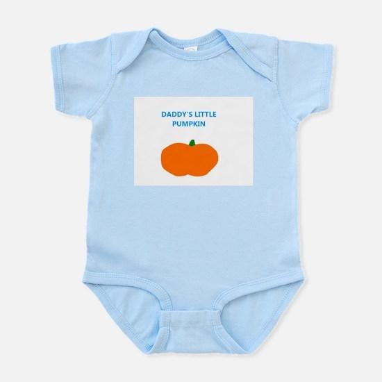 Daddy's Pumpkin Infant Bodysuit