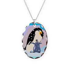 Penguins Necklace