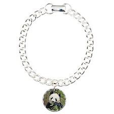 Panda Charm Bracelet, One Charm