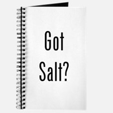Got Salt? Black Journal