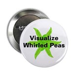 "Whirled Peas 2.25"" Button (100 pack)"