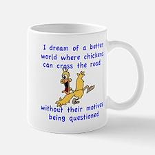 Chickens Mug