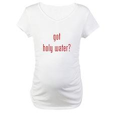 Got Holy Water? Red Shirt