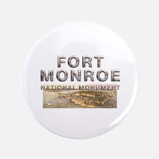 "ABH Fort Monroe 3.5"" Button (100 pack)"