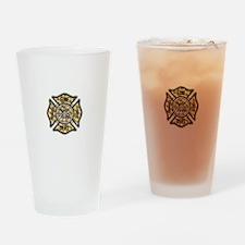 Pocket Option 1 Drinking Glass