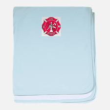 Pocket Option 3 baby blanket