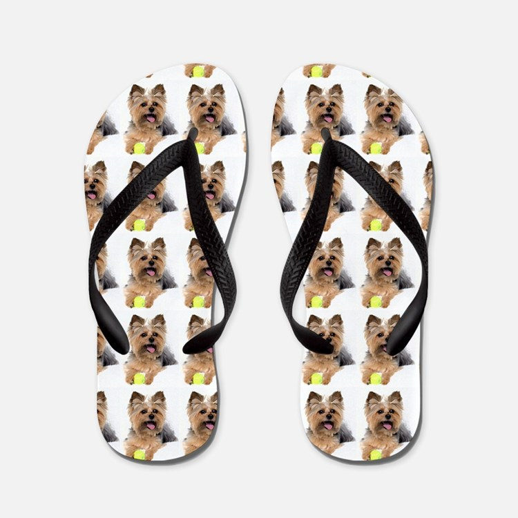 Yorkie Fofa Flip Flops