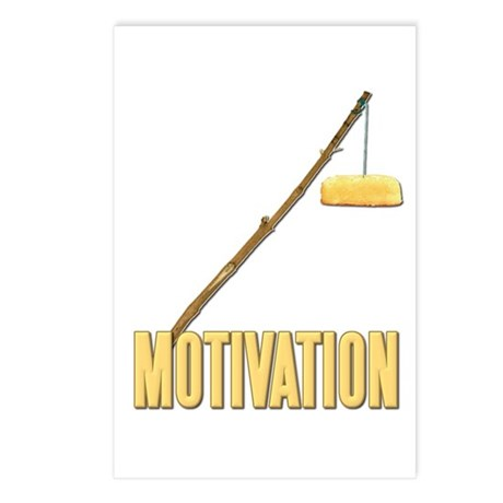 Motivation Twinkie Postcards (Package of 8)