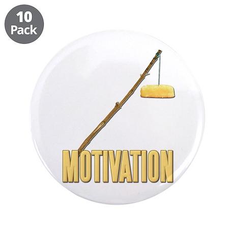 "Motivation Twinkie 3.5"" Button (10 pack)"