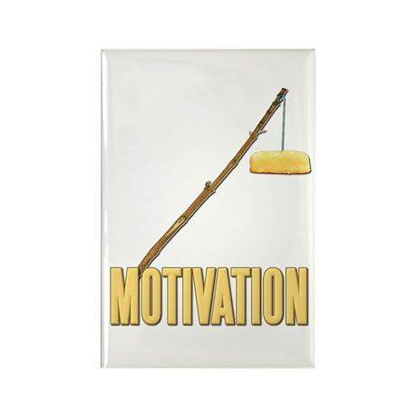 Motivation Twinkie Rectangle Magnet
