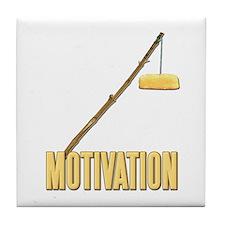 Motivation Twinkie Tile Coaster