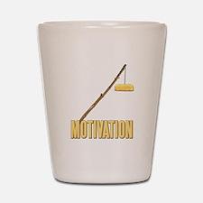 Motivation Twinkie Shot Glass