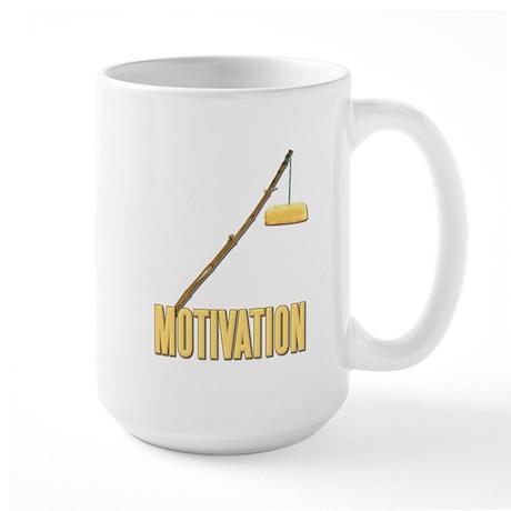 Motivation Twinkie Large Mug