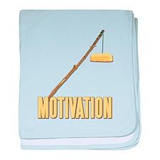 Motivation Twinkie baby blanket