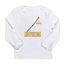 Motivation Twinkie Long Sleeve Infant T-Shirt
