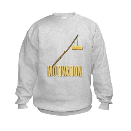 Motivation Twinkie Kids Sweatshirt
