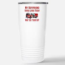 What Did Your Do? Boyfriend Travel Mug