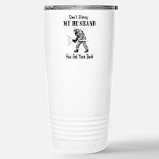 Got Your Back Stainless Steel Travel Mug