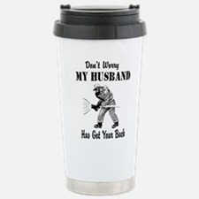 Got Your Back Travel Mug