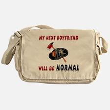 Next Boyfriend Normal Messenger Bag