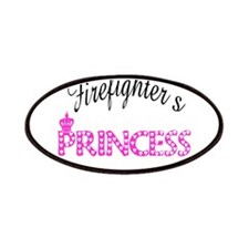 Firefighters's Princess Patches
