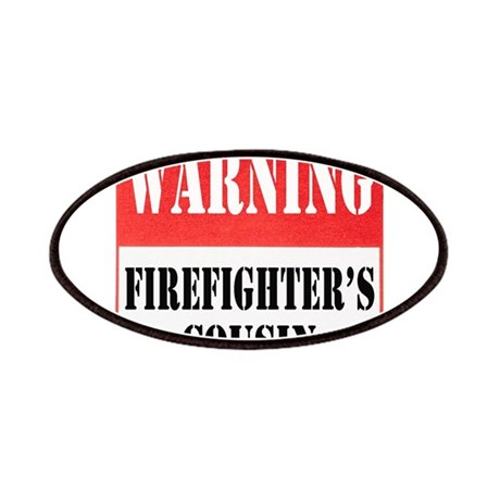 Firefighter Warning-Cous Patches