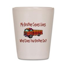 What does yours do? Truck Shot Glass