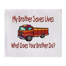 What does yours do? Truck Throw Blanket