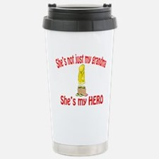 Not just my Grandma Stainless Steel Travel Mug
