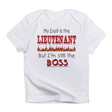 Dad is LIEUTENANT Infant T-Shirt