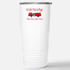 Firetruck Daddy Travel Mug