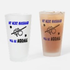 Next Husband Normal Drinking Glass