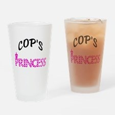 COP's Princess Drinking Glass
