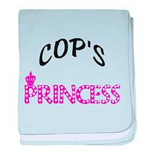 COP's Princess baby blanket