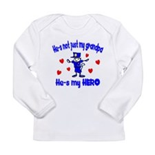 Not Just My... Long Sleeve Infant T-Shirt