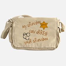 Sheriff-My Grandma Messenger Bag